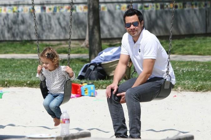 Pendant ce temps là, Cash passe sa journée au parc !