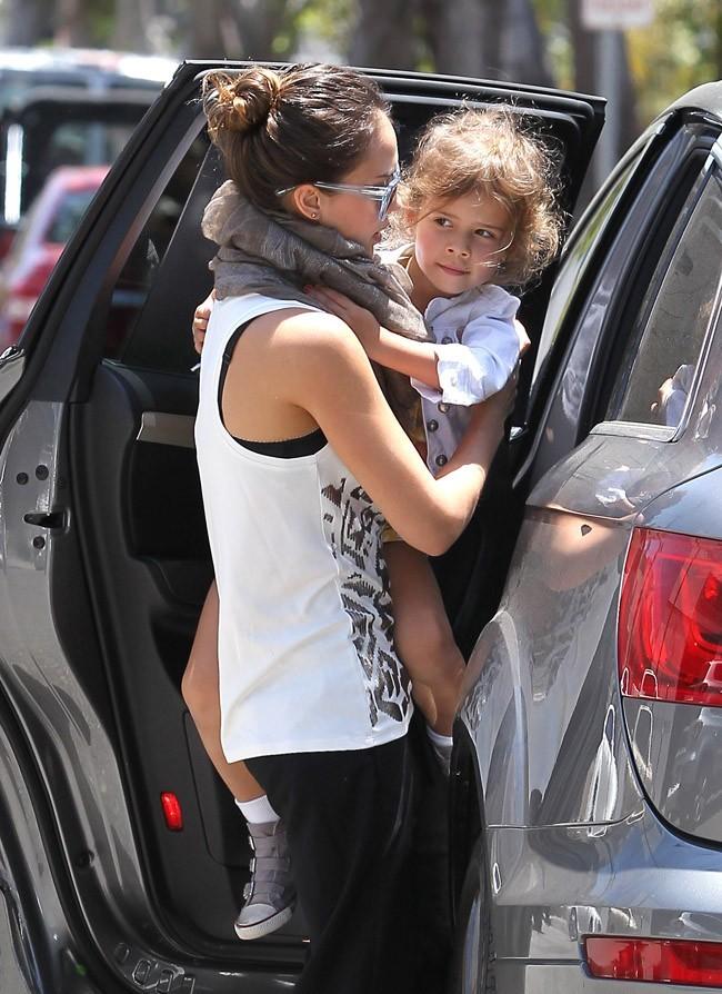 Jessica Alba le 29 juin 2012 à Santa Monica