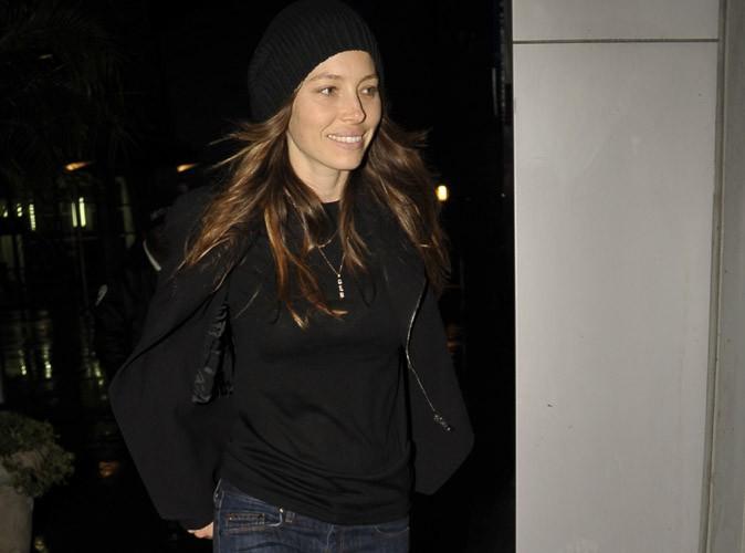 Jessica Biel : � des milliers de kilom�tres de Justin Timberlake, elle n'a pas assist� � son grand show au Stade de France !