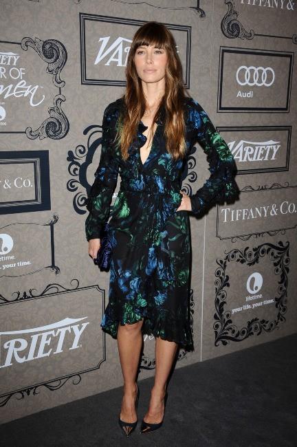 Jessica Biel, Los Angeles, 5 octobre 2012.