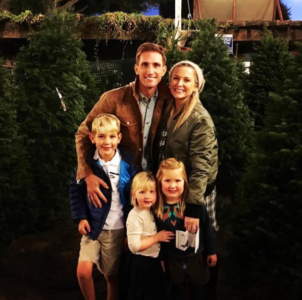 Photos : Jessica Capshaw : enceinte de son quatrième enfant, l'actrice rayonne !