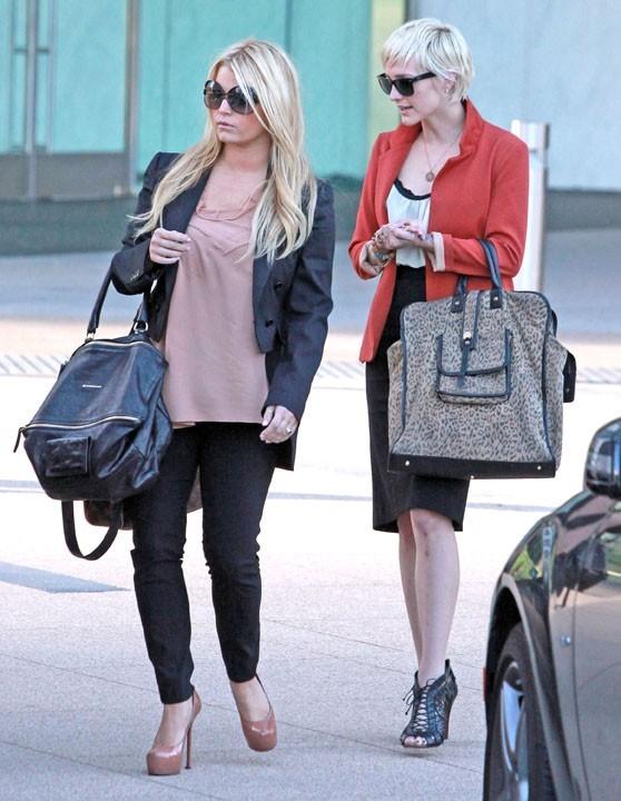 L'une est bimbo, l'autre est fashionista !