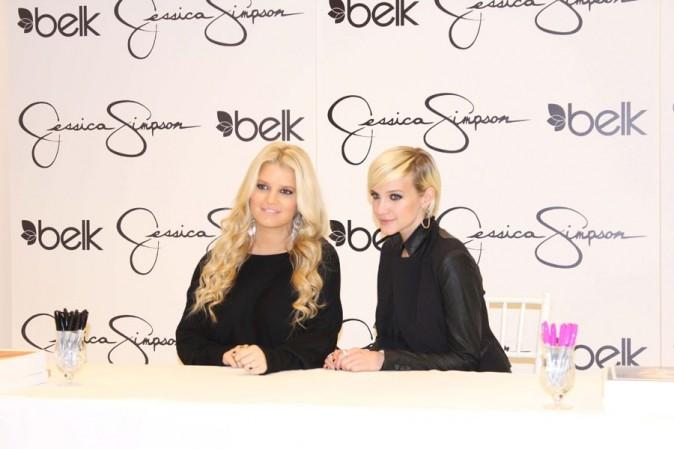 Les sisters blondes !