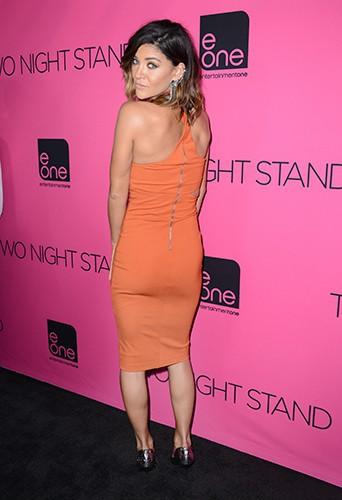 Jessica Szohr à Los Angeles le 16 septembre 2014