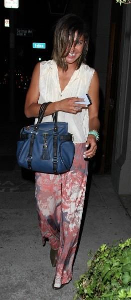 Jessica Szohr le 27 juin 2013 à Los Angeles