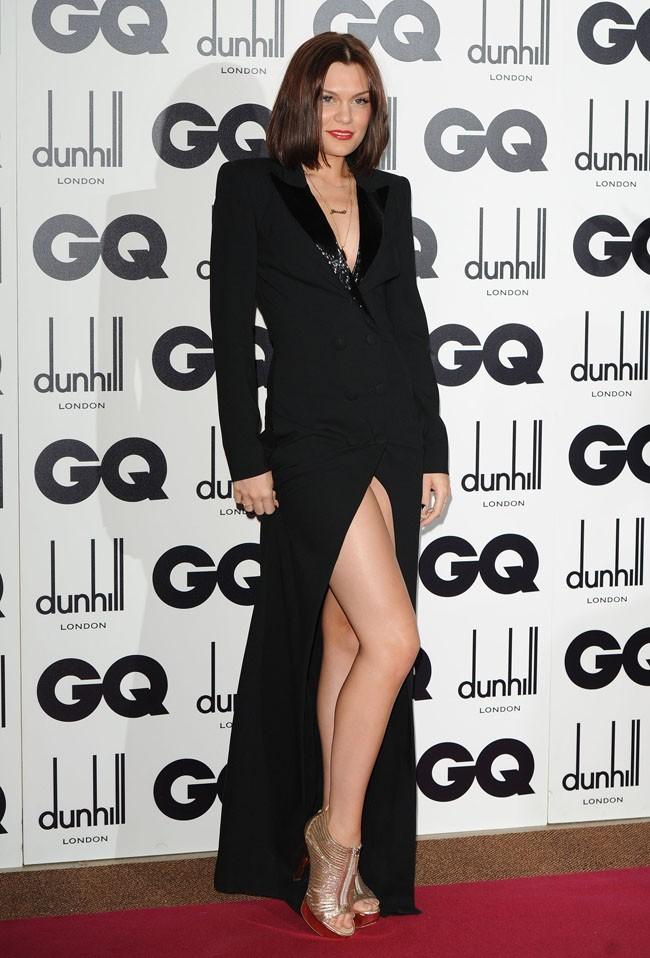 Jessie J le 4 septembre 2012 à Londres