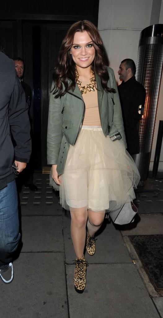 Jessie J le 21 septembre 2012 à Londres