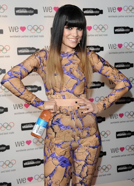 Jessie J le 29 mars à Londres