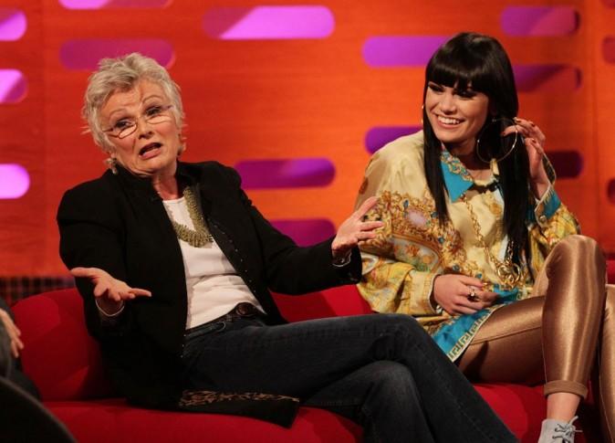 Jessie J le 4 mai 2012 à Londres