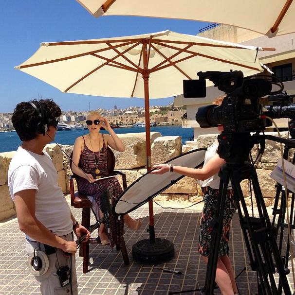 Jessie J : un superbe bodyshape sous le soleil Maltais !