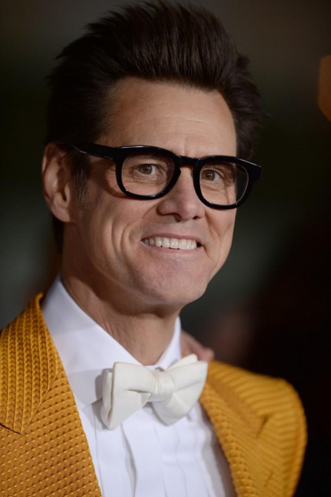 Jim Carrey le 3 novembre 2014