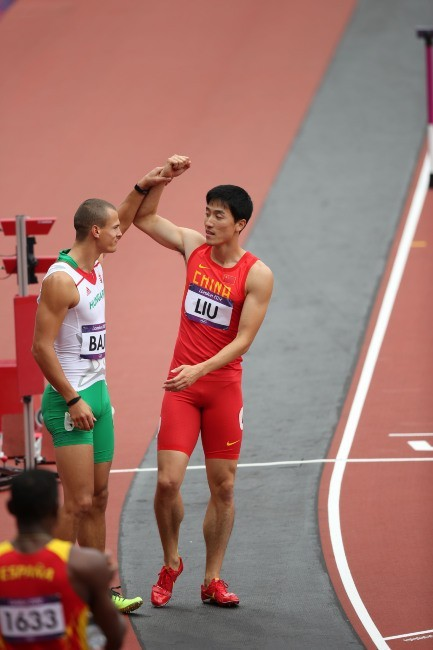 n°8 : Liu Xiang