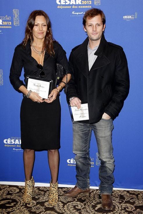Karole rocher et Nicolas Duvauchelle