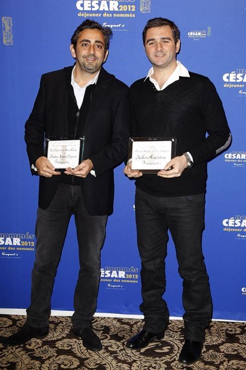 Olivier Nakache et Eric Toledano, les réalisateurs d'Intouchables
