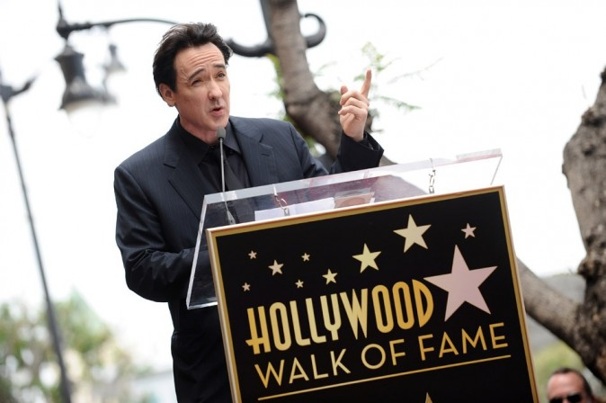 John Cusack le 24 avril 2012 à Los Angeles