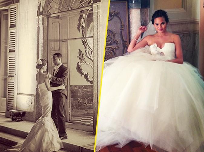 Photos  John Legend  découvrez les premiers clichés de son mariage avec Chrissy Teigen !