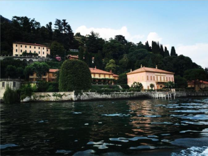 John Legend aime immortalisé les paysage transalpins