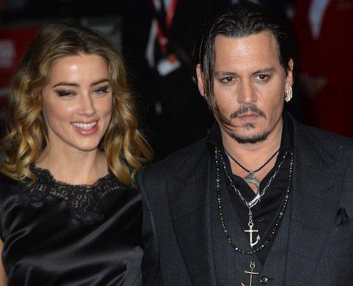 Photos : Johnny Depp et Amber Heard, Benedict Cumberbatch et Sophie Hunter : de l'amour sur red carpet !