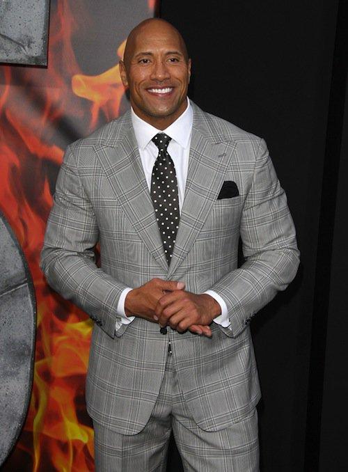 Les acteurs les plus rentables : 10/ Dwayne Johnson
