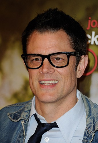 Johnny Knoxville à Paris le 3 décembre 2013