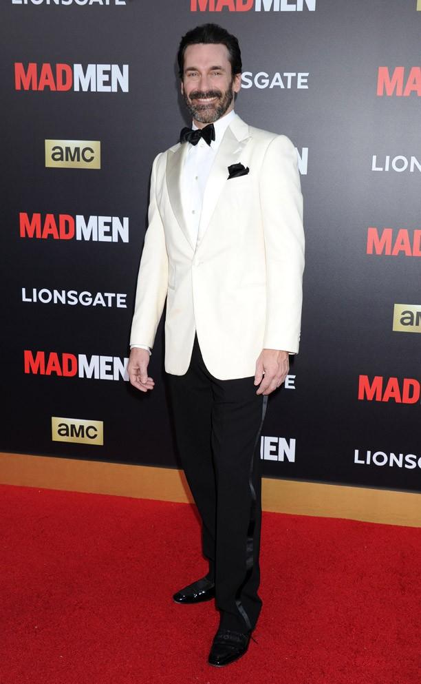 Jon Hamm à la soirée Mad Men organisée le 25 mars 2015 à Los Angeles