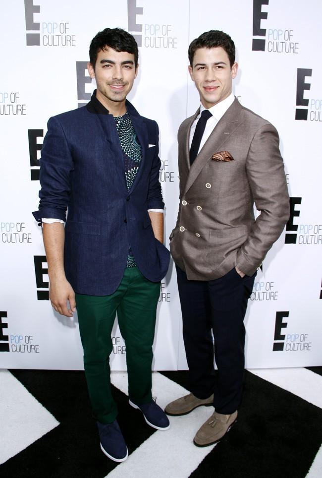 Joe et Nick...qui est le plus craquant ?