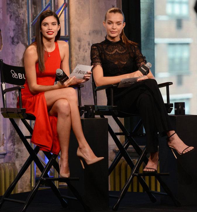 Josephine Skriver et Sara Sampaio