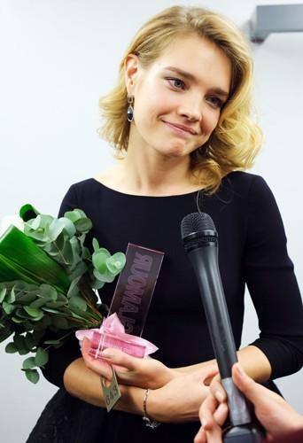Natalia Vodianova a créé en 2005 une fondation qui vient en aide aux enfants russes.