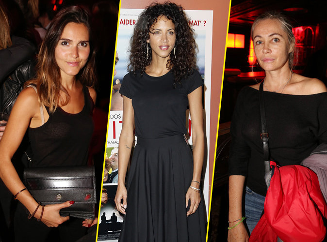 Photos : Joyce Jonathan, Noémie Lenoir, Emmanuelle Béart... Battle de frenchies à Paris
