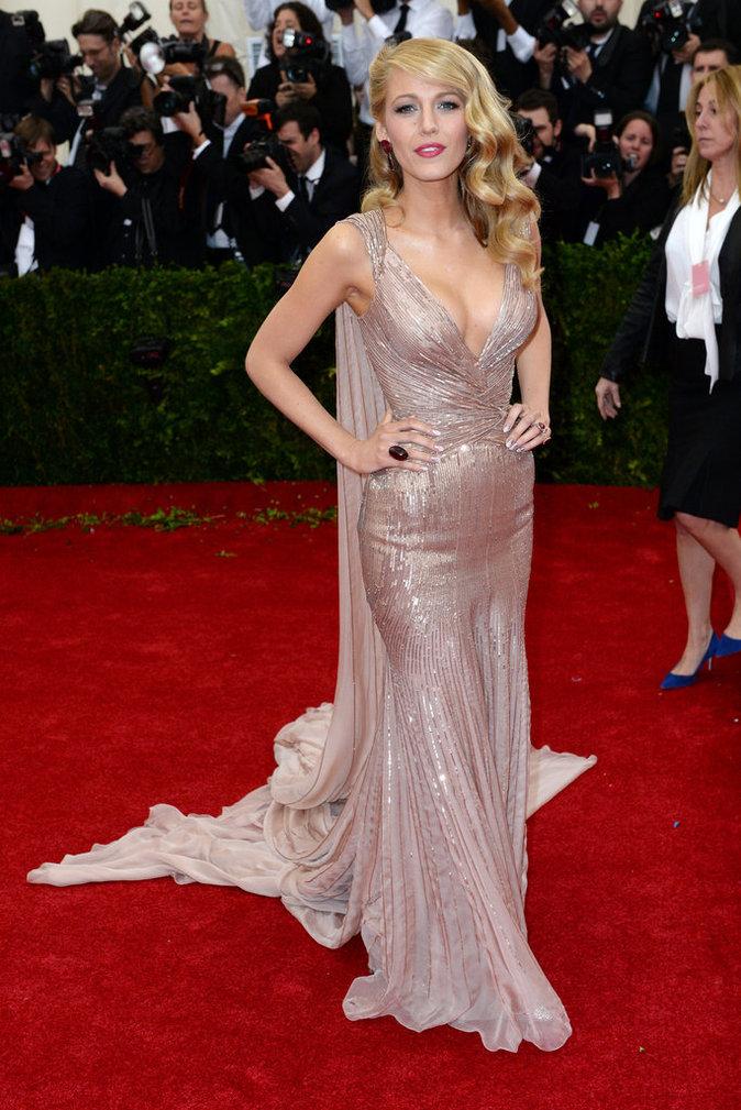Photos : Joyeux Anniversaire Blake Lively : 29 ans en 29 robes sensationelles !