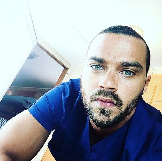 """Jesse Williams, le beau gosse de """"Grey's Anatomy"""" fête ses 35 ans ce vendredi 5 août 2016"""