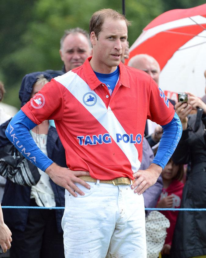 Photos : Joyeux Anniversaire Prince William : Le Duc de Cambridge fête ses 34 ans !