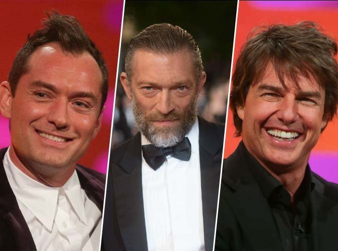 Jude Law, Vincent Cassel, Tom Cruise
