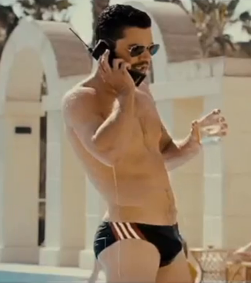 Dominic Cooper dans The Devil's Double