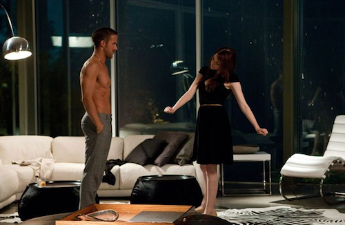 Ryan gosling dans Crazy Stupid Love