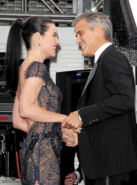 Photos: Julianna Margulies & George Clooney : enfin le mariage !