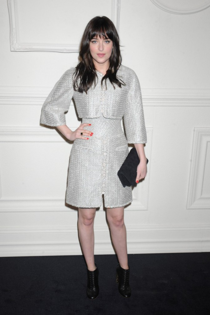 Dakota Johnson le 31 mars 2015
