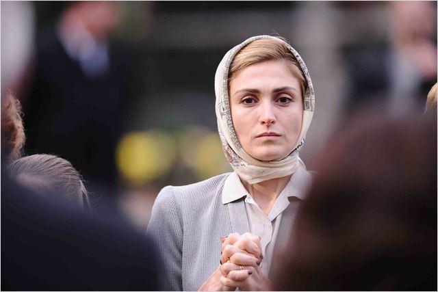 "Julie Gayet dans le téléfilm ""V comme Vian"""