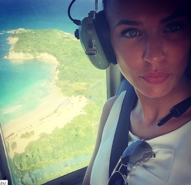 Photos : Julie Ricci : évincée du Mag, elle s'offre des vacances de rêve !