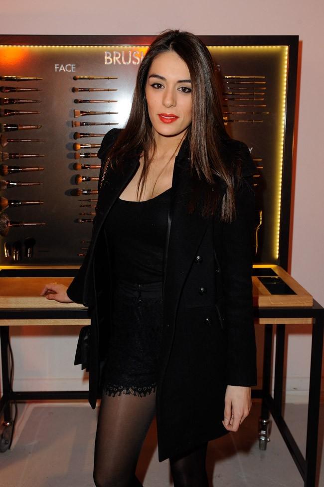 Sofia Essaïdi le 31 janvier 2013 à Paris