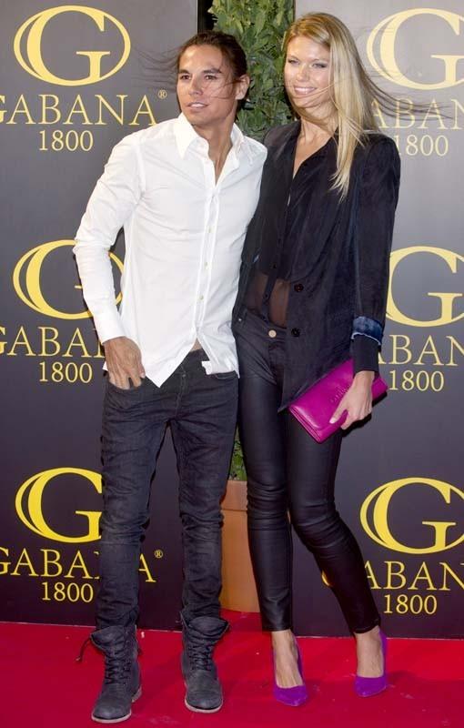 Julio Iglesias Jr et sa fiancée, le mannequin Charisse Verhaert