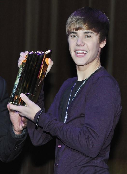 Oh le joli trophée récupéré !
