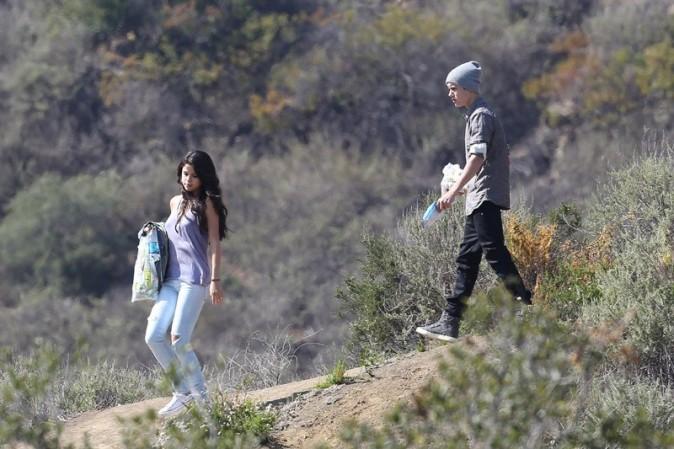 Selena et Justin à la recherche de leur petit coin de paradis !