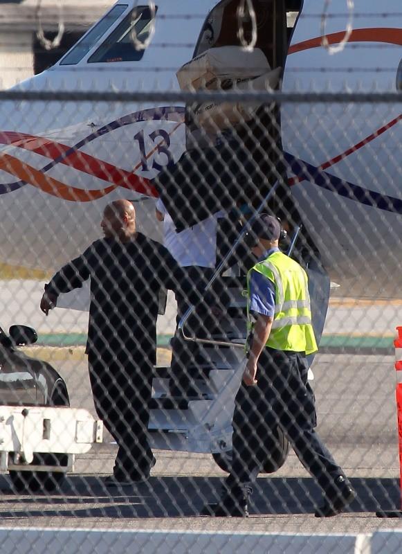 Justin Bieber et Selena Gomez, Los Angeles, 19 décembre 2012.