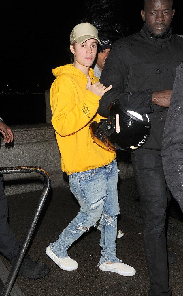 Photos : Justin Bieber : il change de mode de vie !