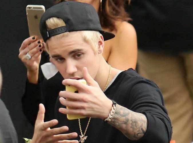 Justin Bieber : il officialise sa nouvelle tête blonde platine !