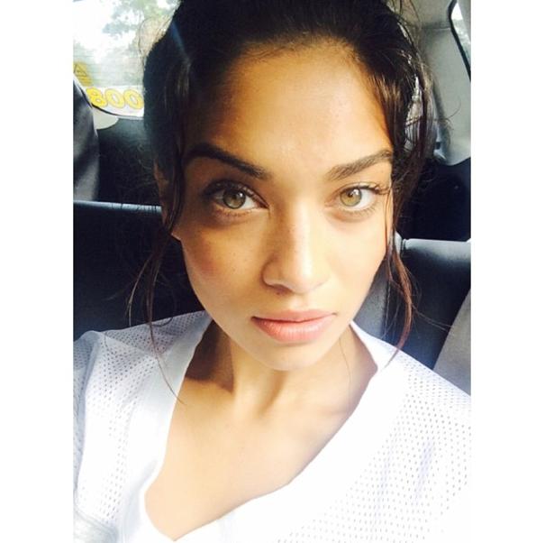 Shanina Shaik sur Instagram