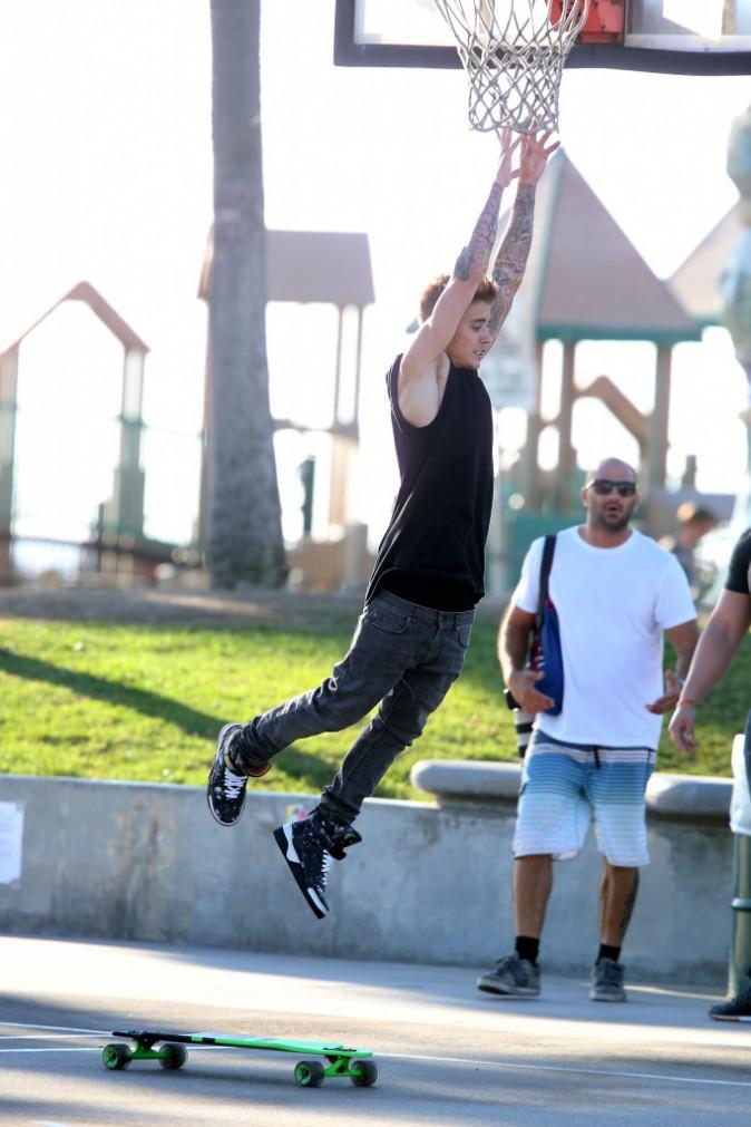 Justin Bieber le 23 septembre 2014