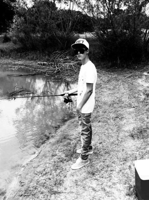 Il a la dégaine Justin !