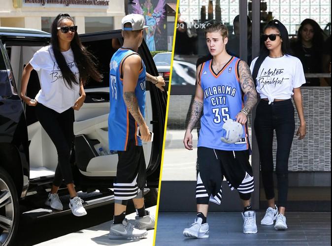 Photos : Justin Bieber ne quitte plus sa nouvelle conquête !